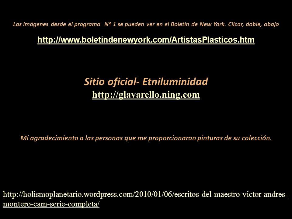 Sitio oficial- Etniluminidad