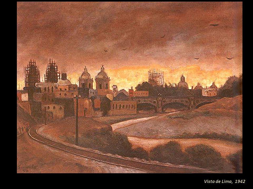 Vista de Lima, 1942