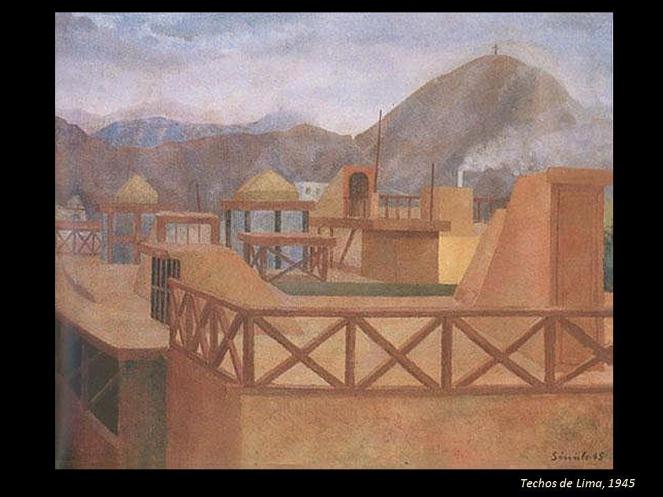 Techos de Lima, 1945