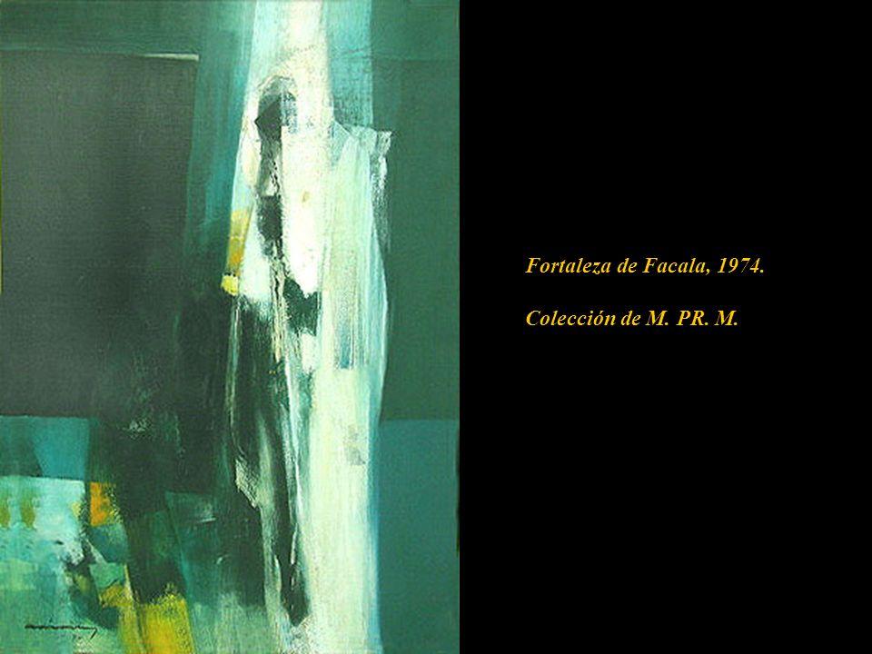 Fortaleza de Facala, 1974. Colección de M. PR. M.