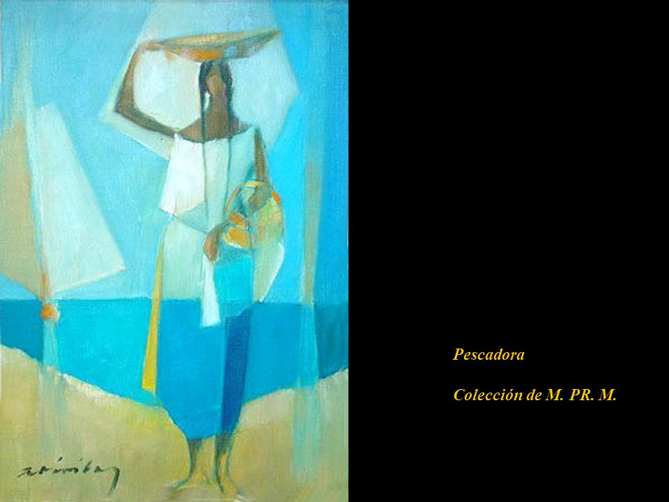 Pescadora Colección de M. PR. M.