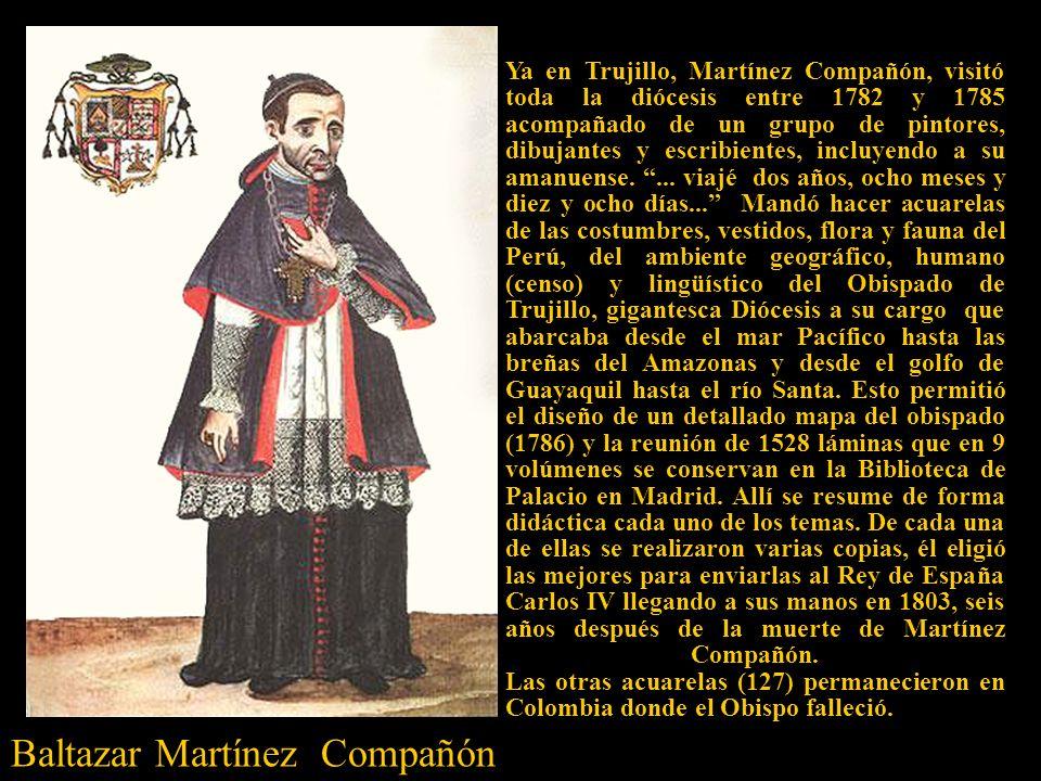 Baltazar Martínez Compañón