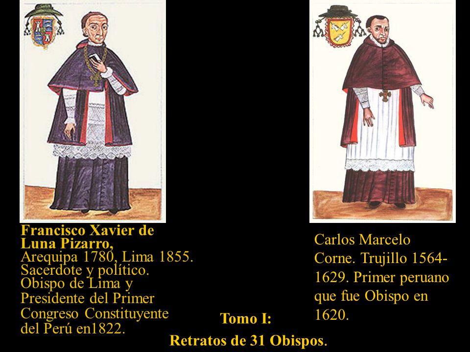 Tomo I: Francisco Xavier de