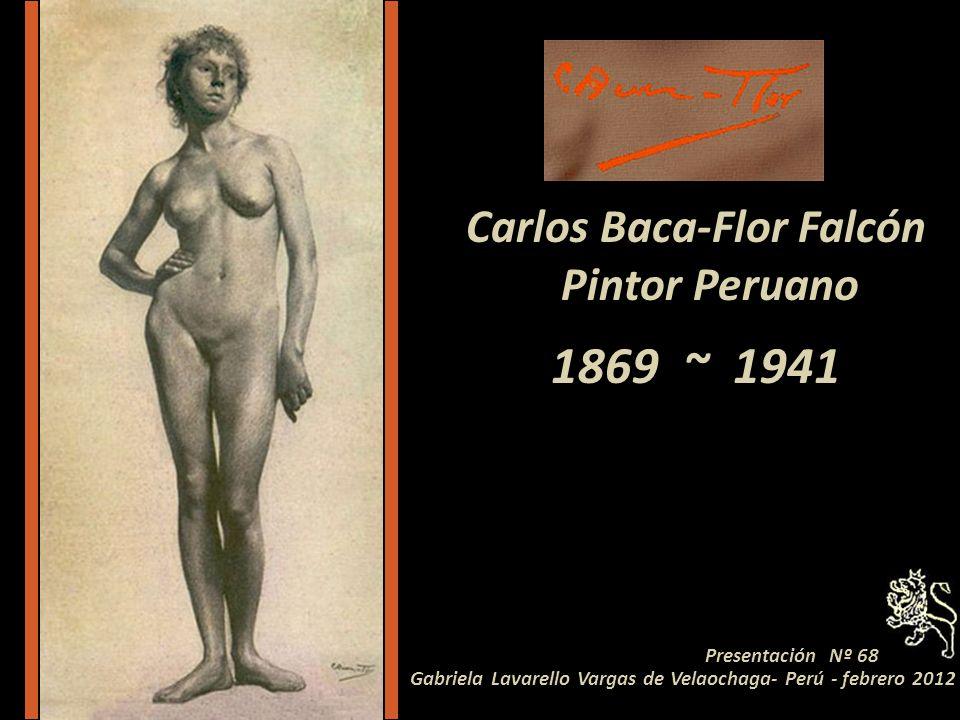 Carlos Baca-Flor Falcón
