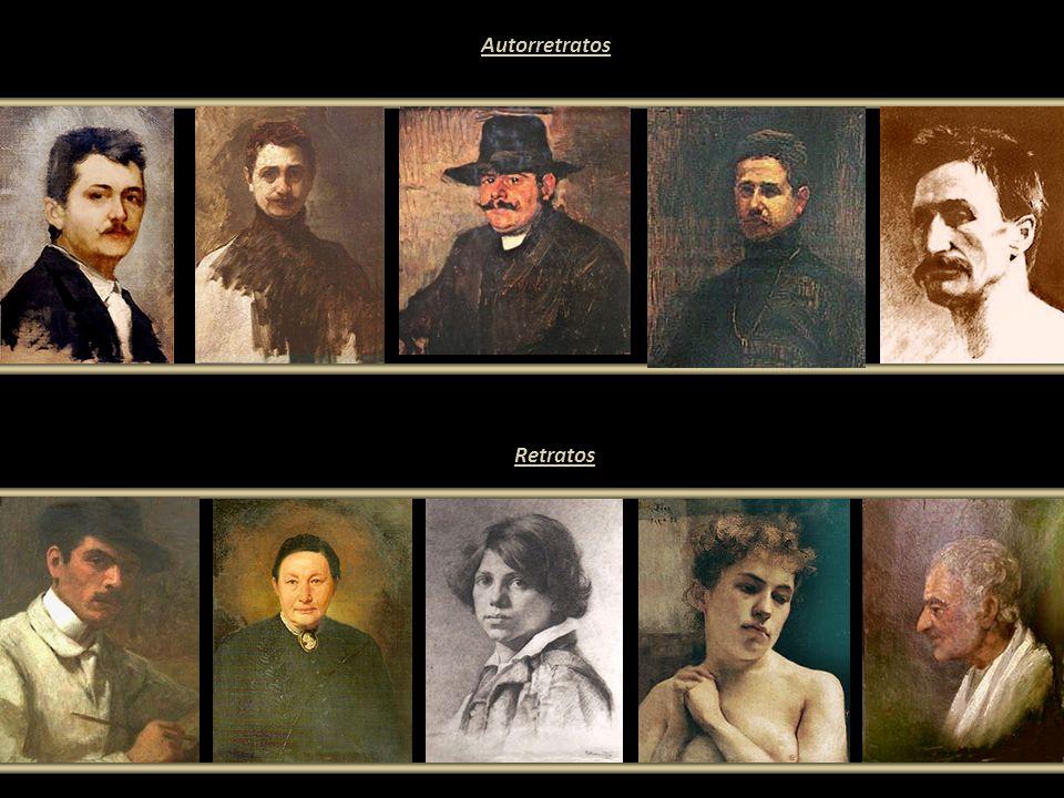 Autorretratos Retratos