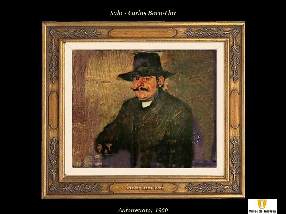 Sala - Carlos Baca-Flor