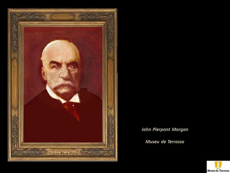 John Pierpont Morgan Museu de Terrassa