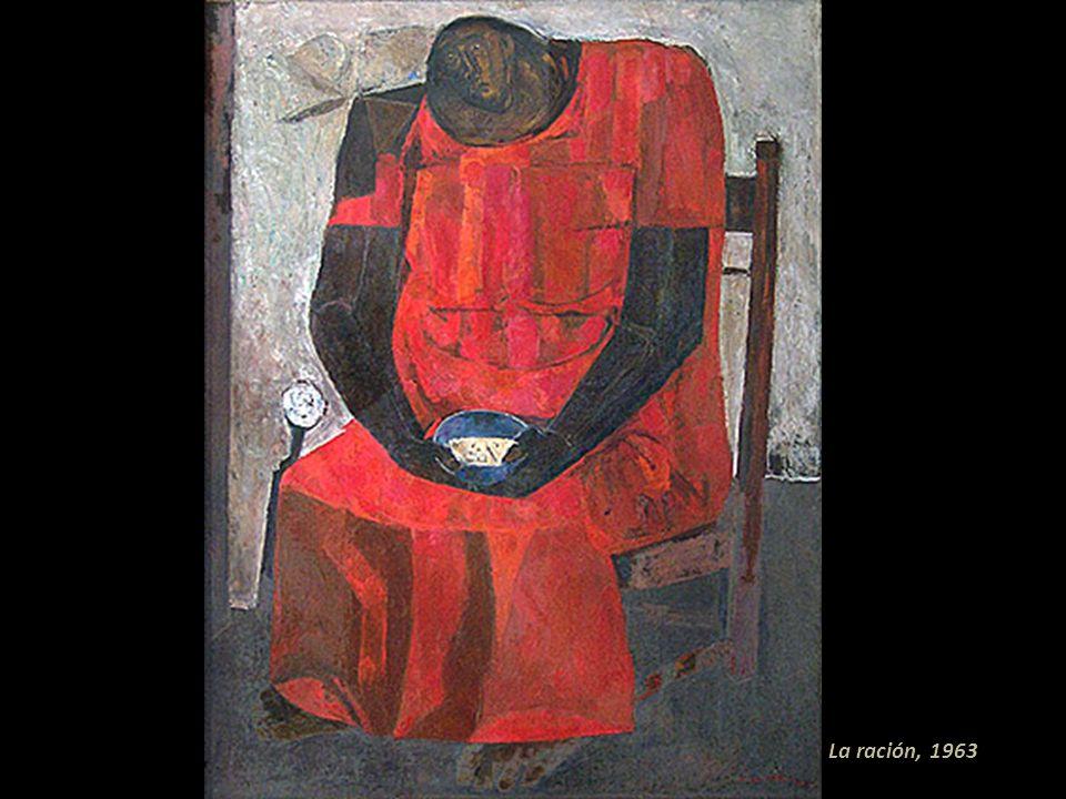 La ración, 1963