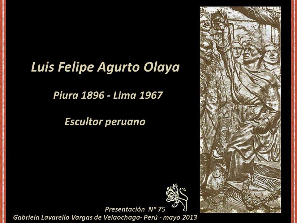Luis Felipe Agurto Olaya