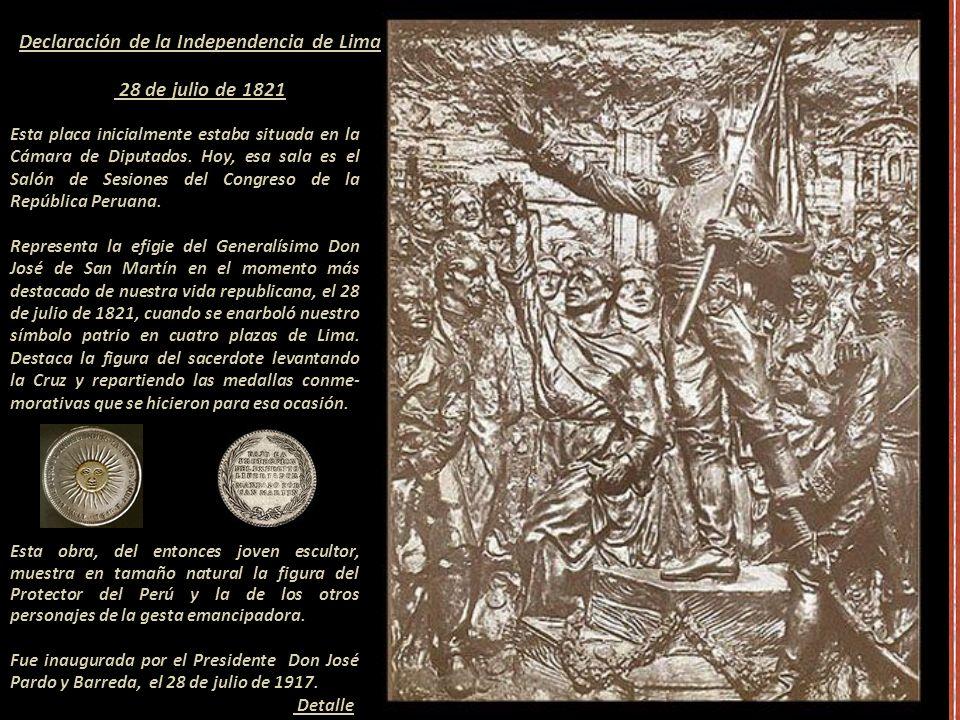 Declaración de la Independencia de Lima