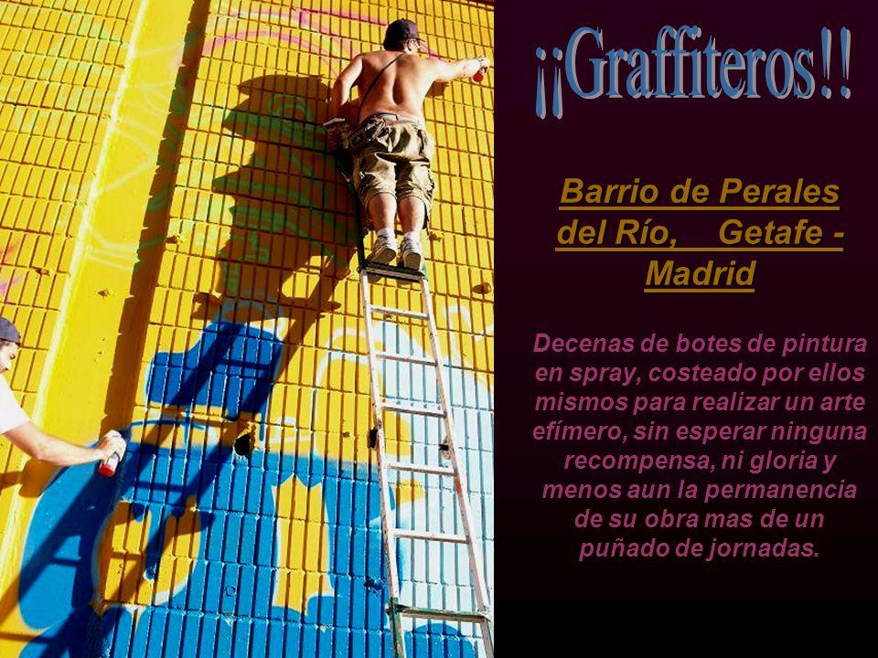 ¡¡Graffiteros!!