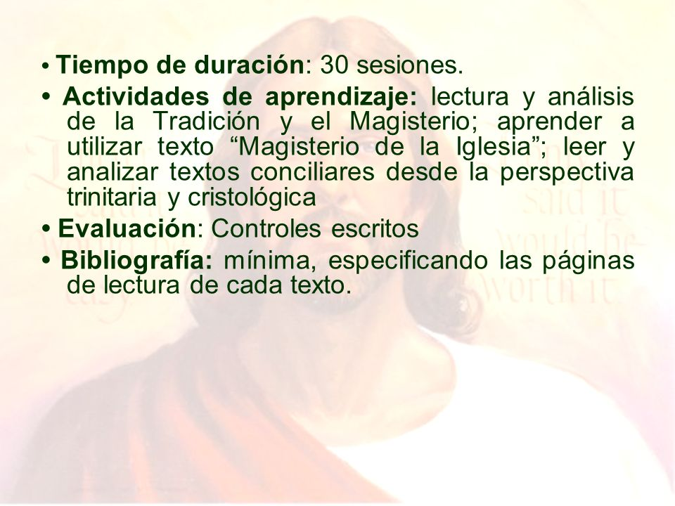 • Evaluación: Controles escritos