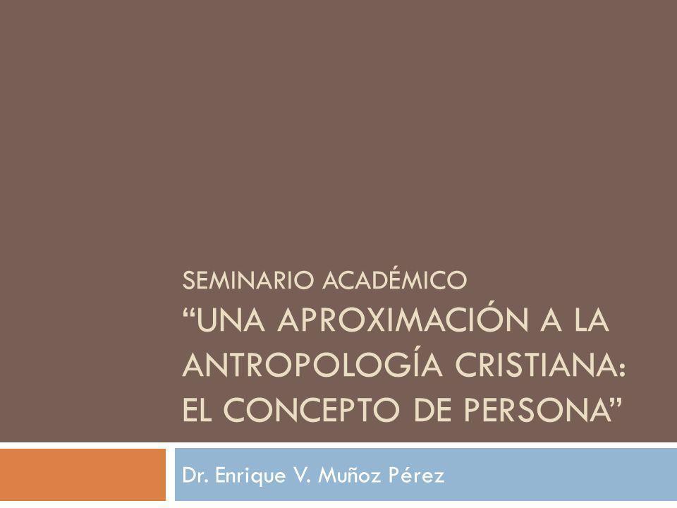 Dr. Enrique V. Muñoz Pérez