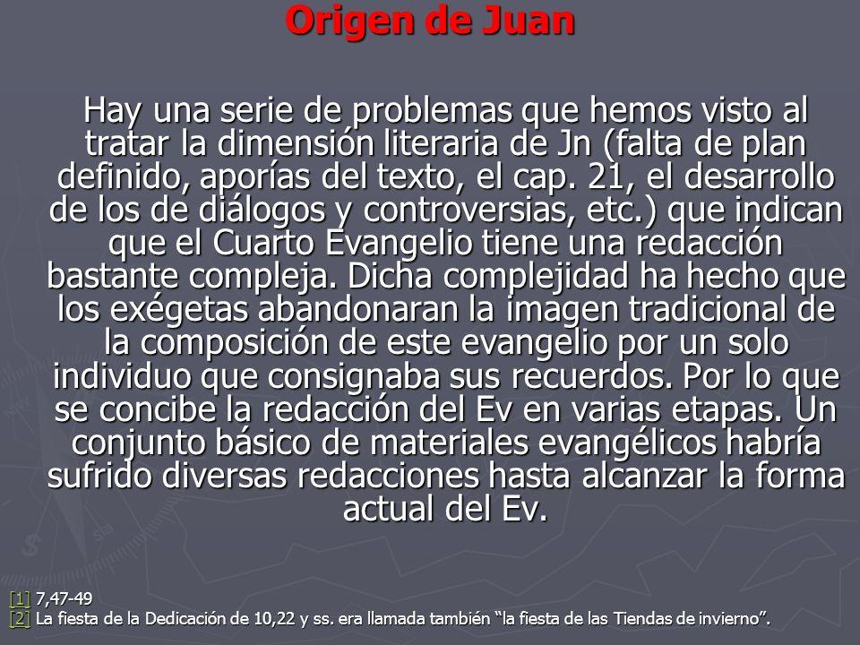 Origen de Juan