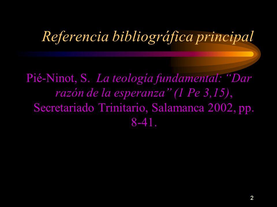 Referencia bibliográfica principal