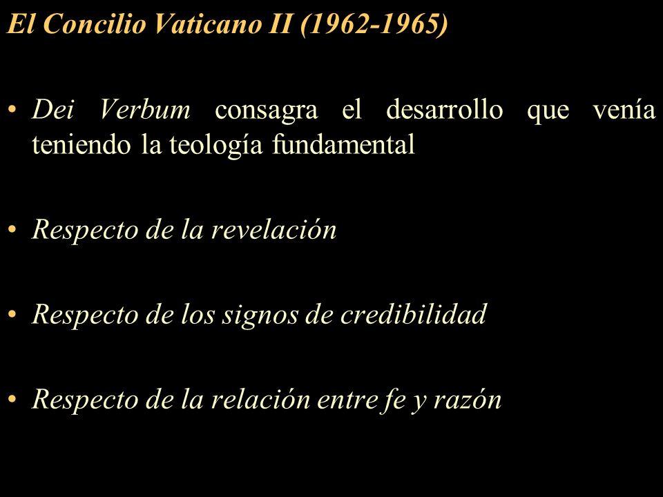 El Concilio Vaticano II (1962-1965)