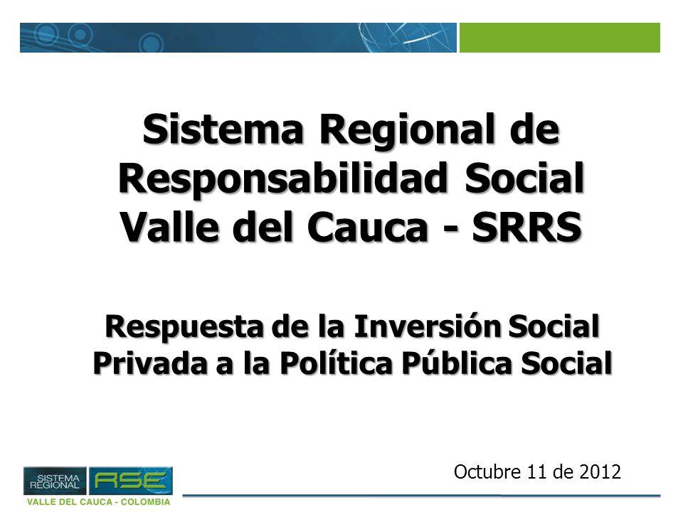 Sistema Regional de Responsabilidad Social Valle del Cauca - SRRS