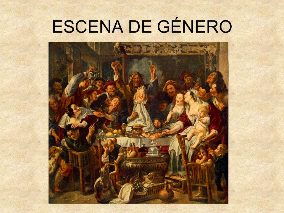 ESCENA DE GÉNERO