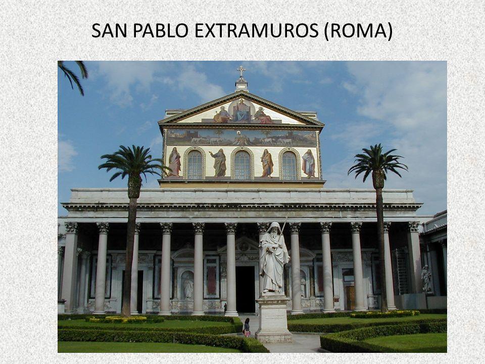 SAN PABLO EXTRAMUROS (ROMA)