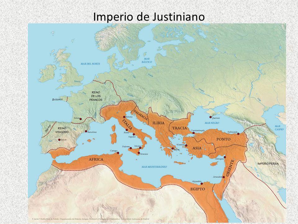 Imperio de Justiniano
