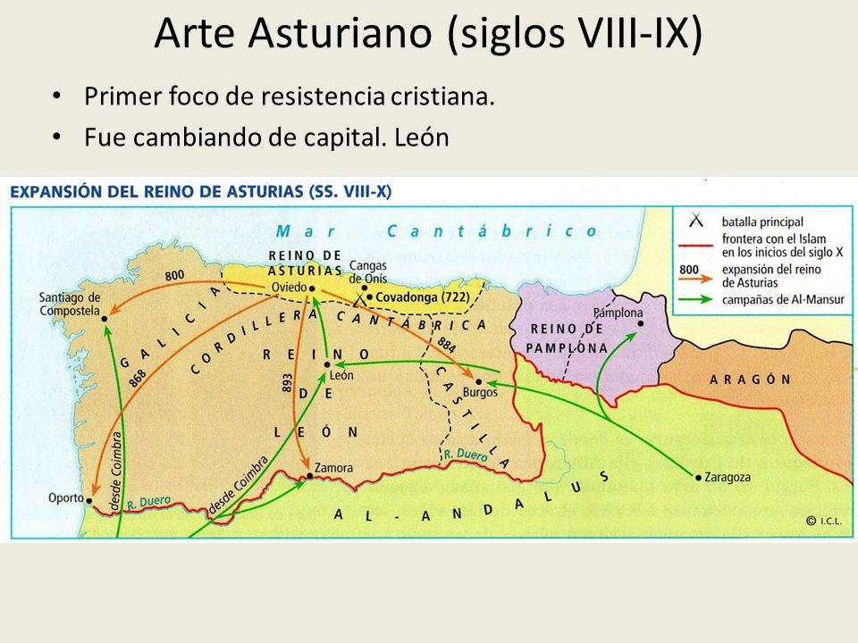 Arte Asturiano (siglos VIII-IX)