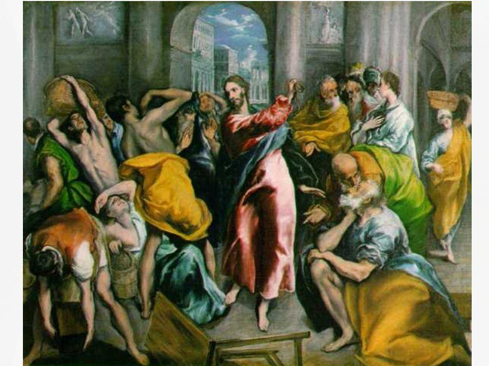 En la polémica sobre la primacía del color o del dibujo en la pintura, El Greco tomó partido por lo primero (aunque sin desdeñar las lecciones de Miguel Ángel sobre la representación del cuerpo humano).