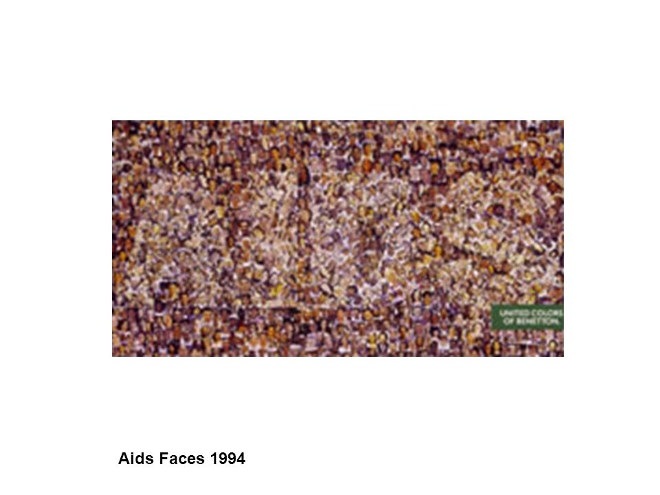 Aids Faces 1994