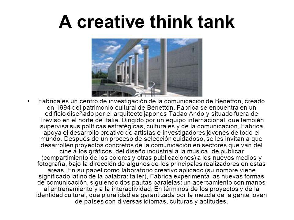 A creative think tank