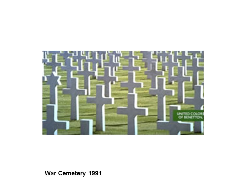 War Cemetery 1991