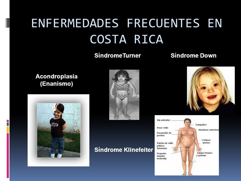 ENFERMEDADES FRECUENTES EN COSTA RICA