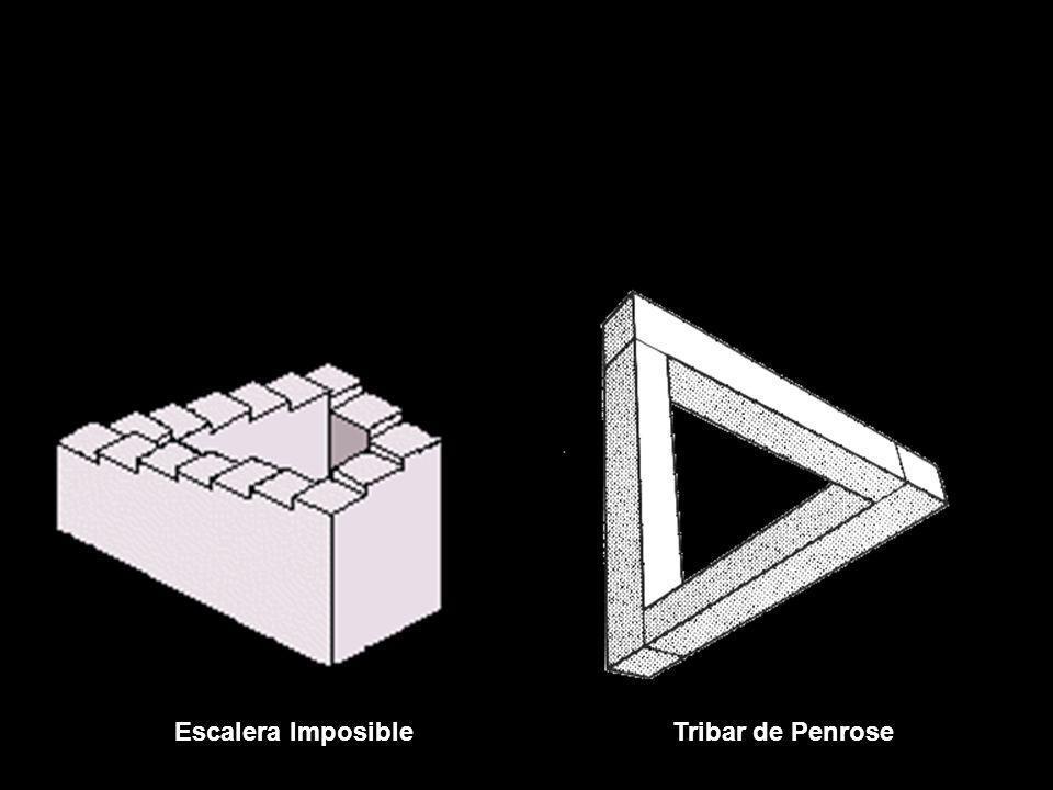 Escalera Imposible Tribar de Penrose