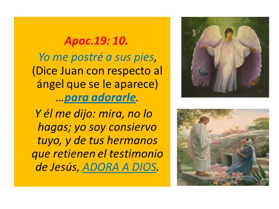 Apoc.19: 10.