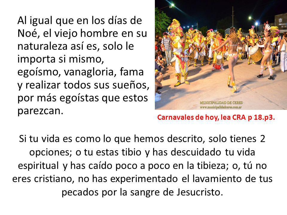 Carnavales de hoy, lea CRA p 18.p3.