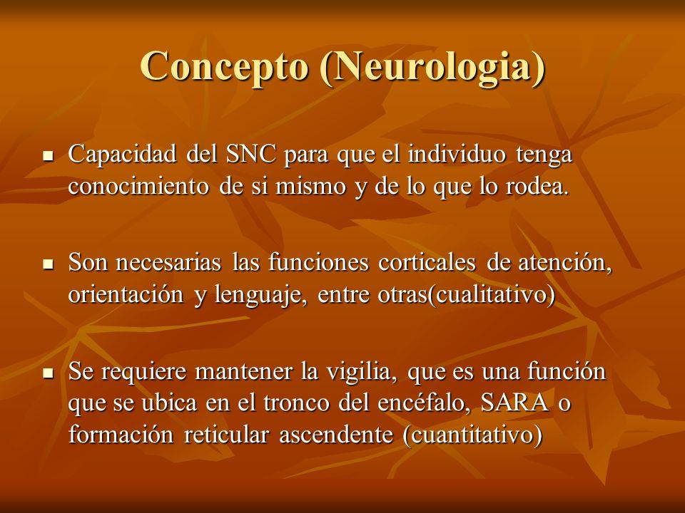 Concepto (Neurologia)
