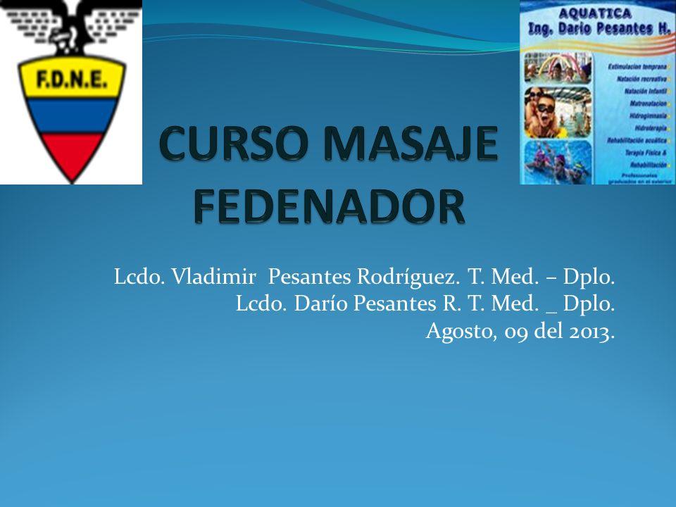 CURSO MASAJE FEDENADOR