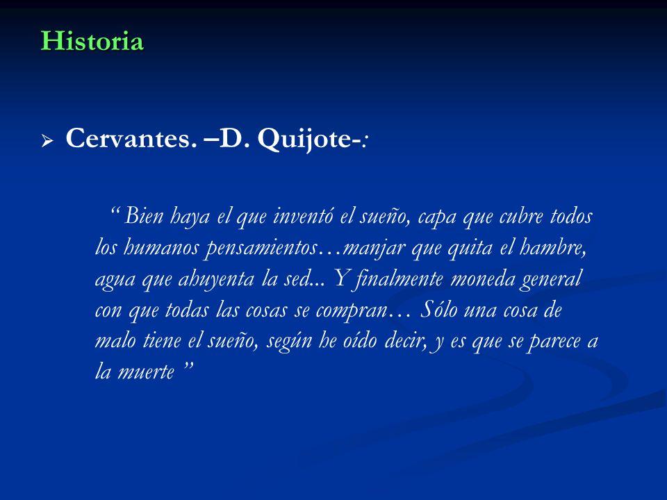 Cervantes. –D. Quijote-: