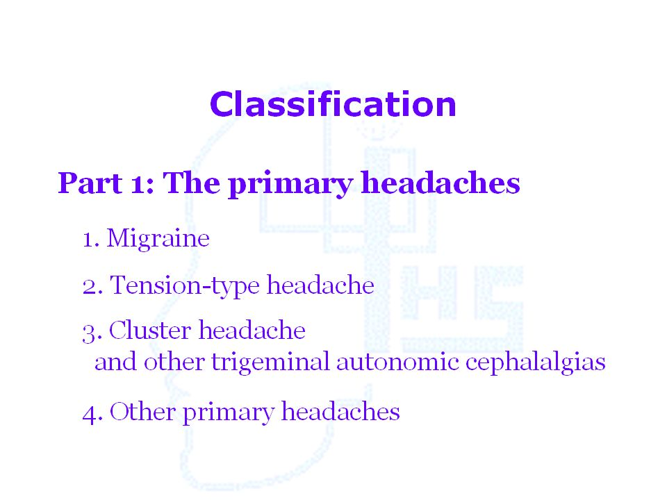 Classification Classification