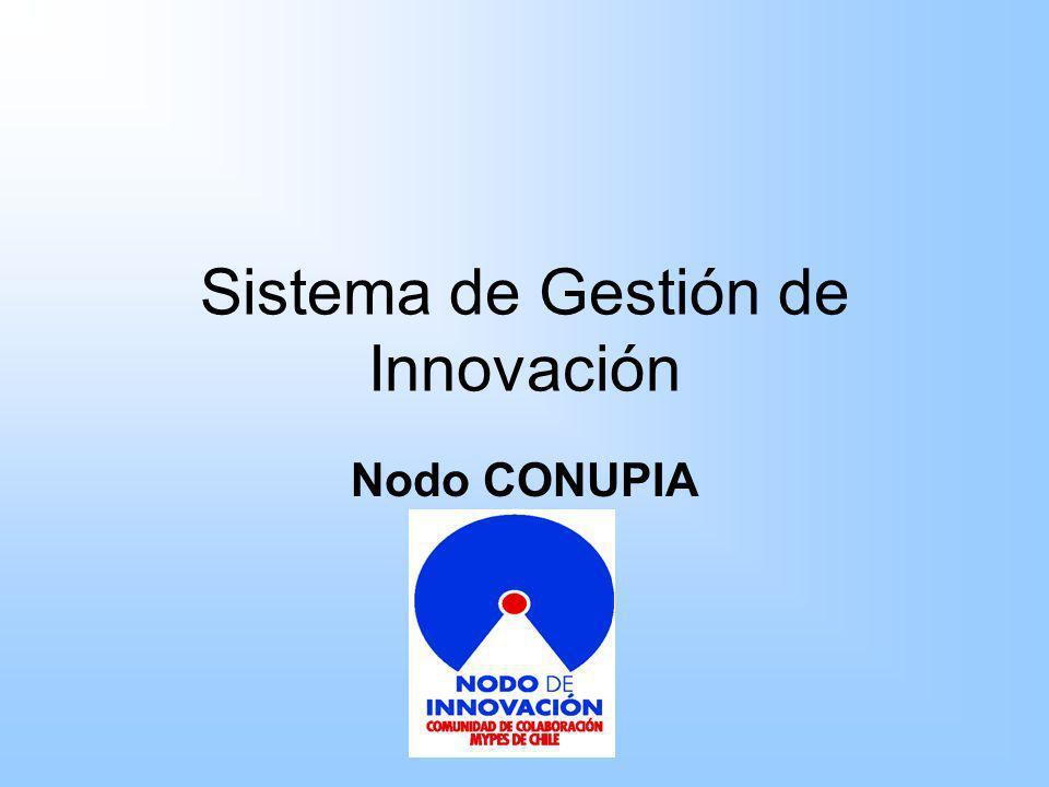 Sistema de Gestión de Innovación