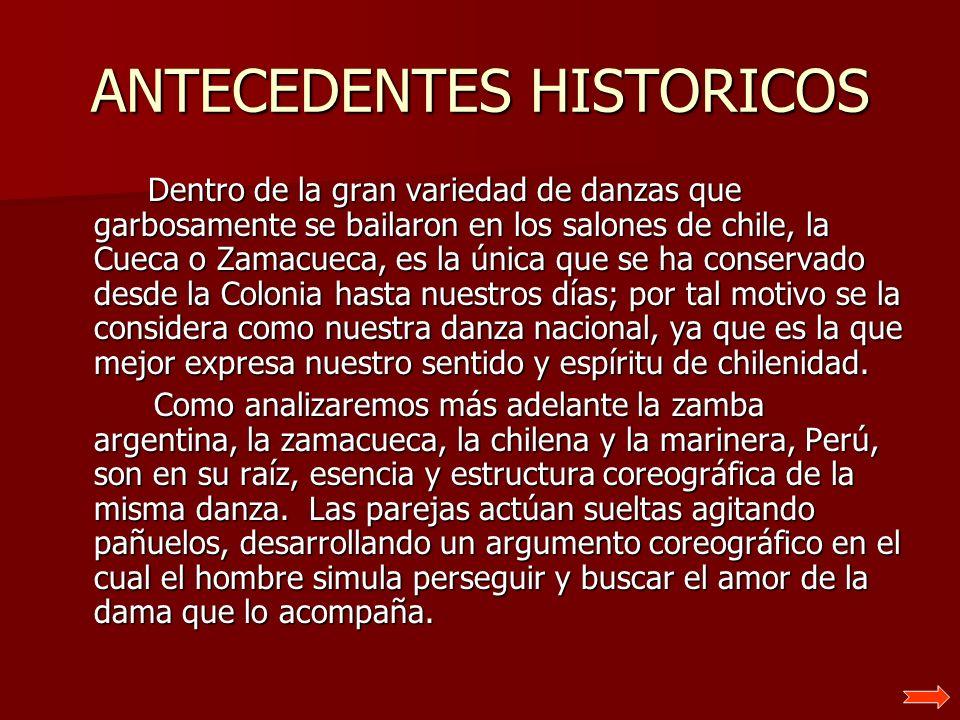 ANTECEDENTES HISTORICOS