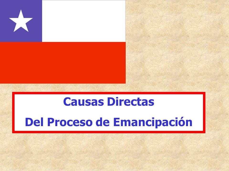 Del Proceso de Emancipación
