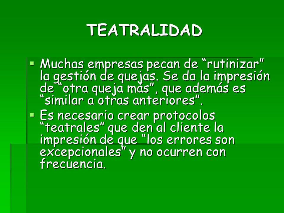 TEATRALIDAD