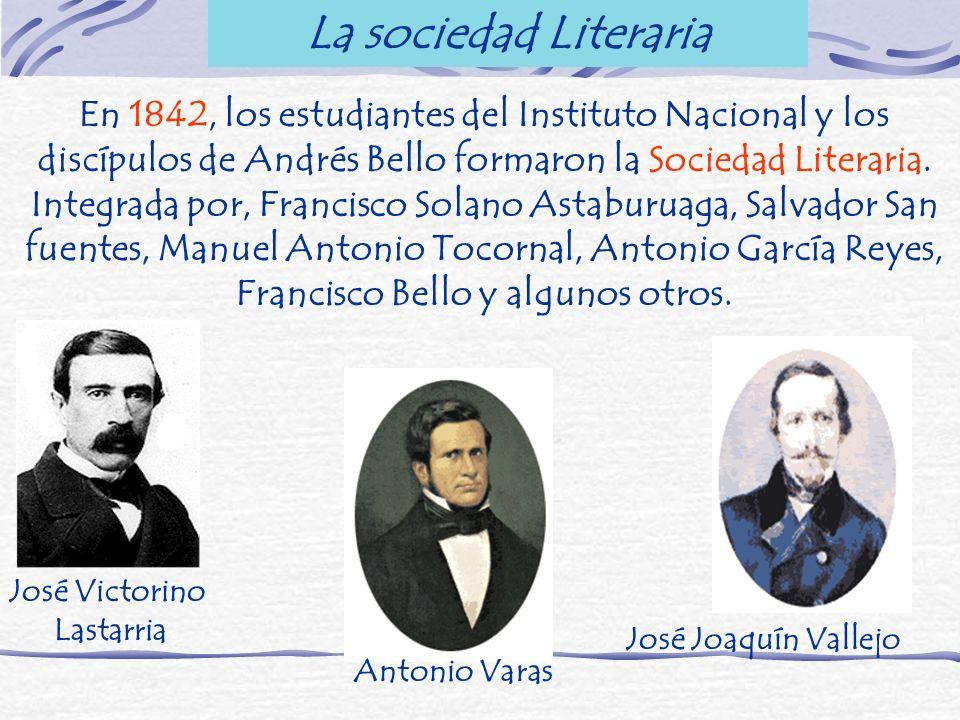 La sociedad Literaria