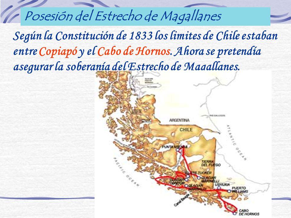 Posesión del Estrecho de Magallanes