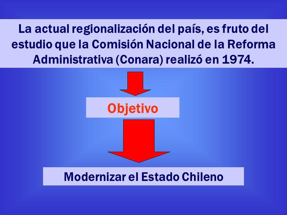 Modernizar el Estado Chileno