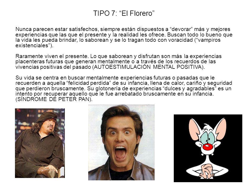 TIPO 7: El Florero