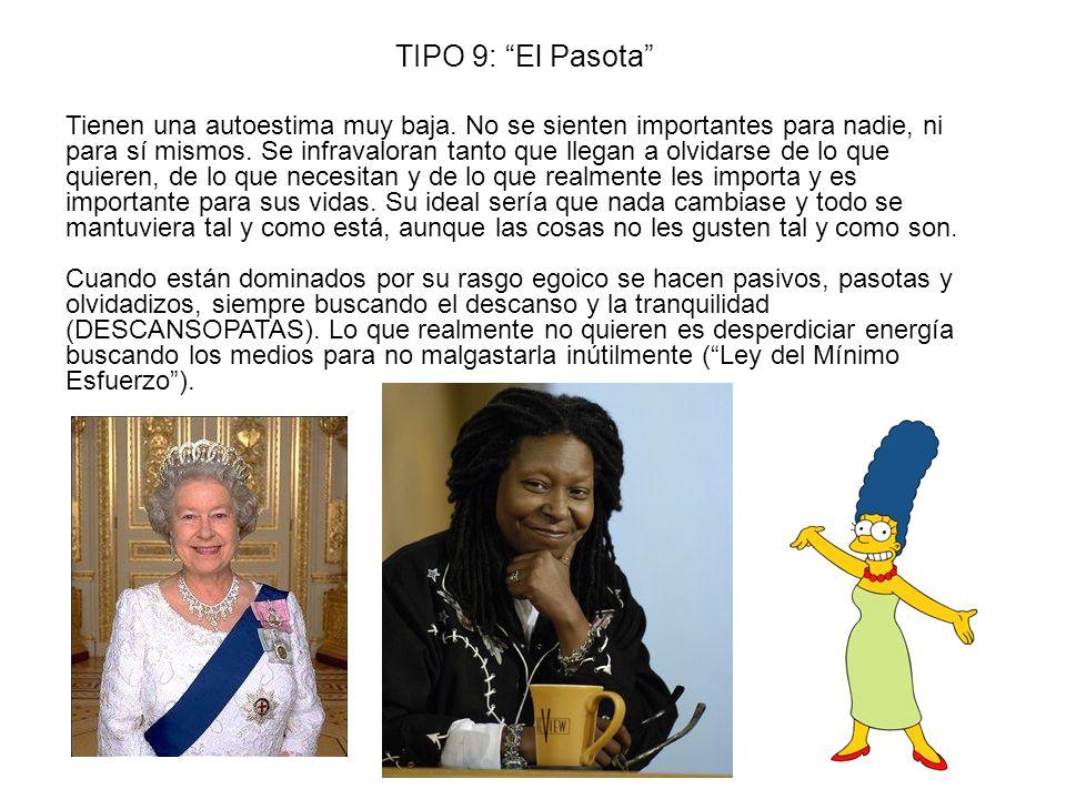TIPO 9: El Pasota