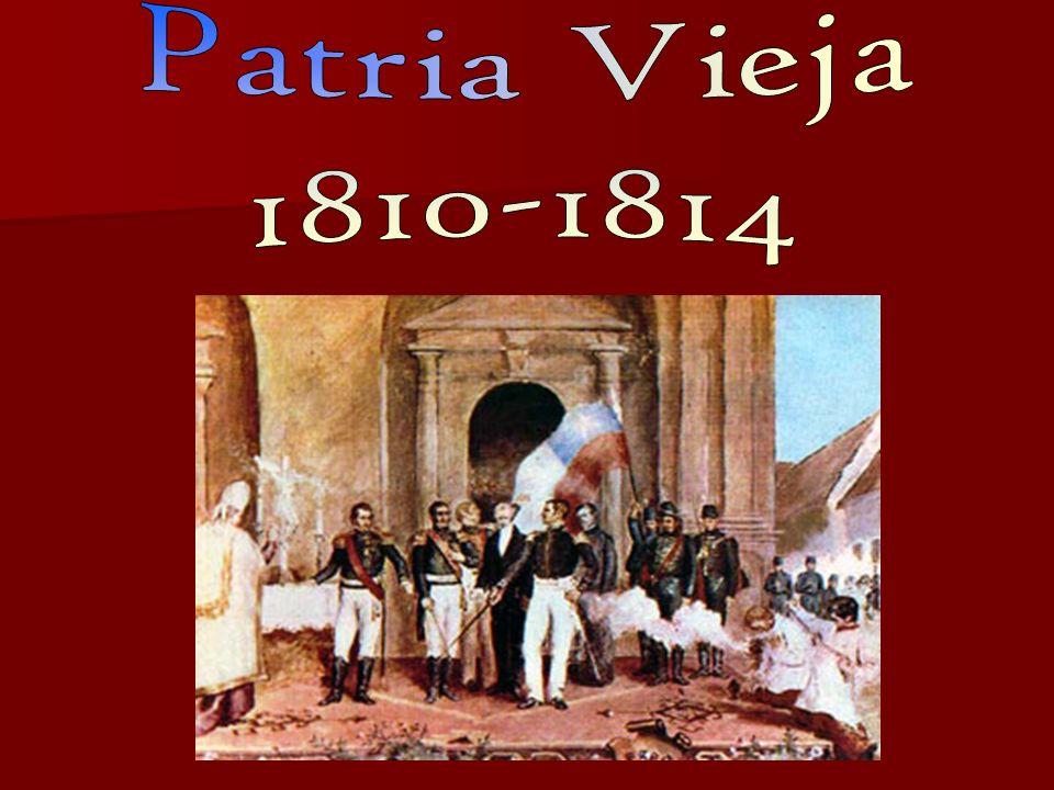 Patria Vieja 1810-1814
