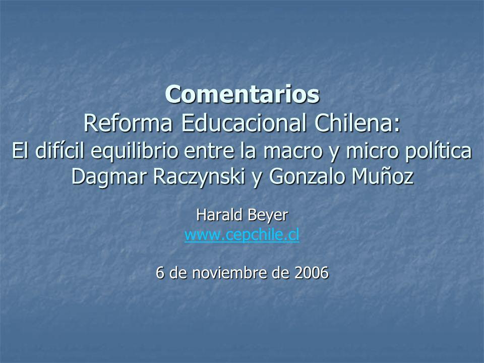 Harald Beyer www.cepchile.cl 6 de noviembre de 2006