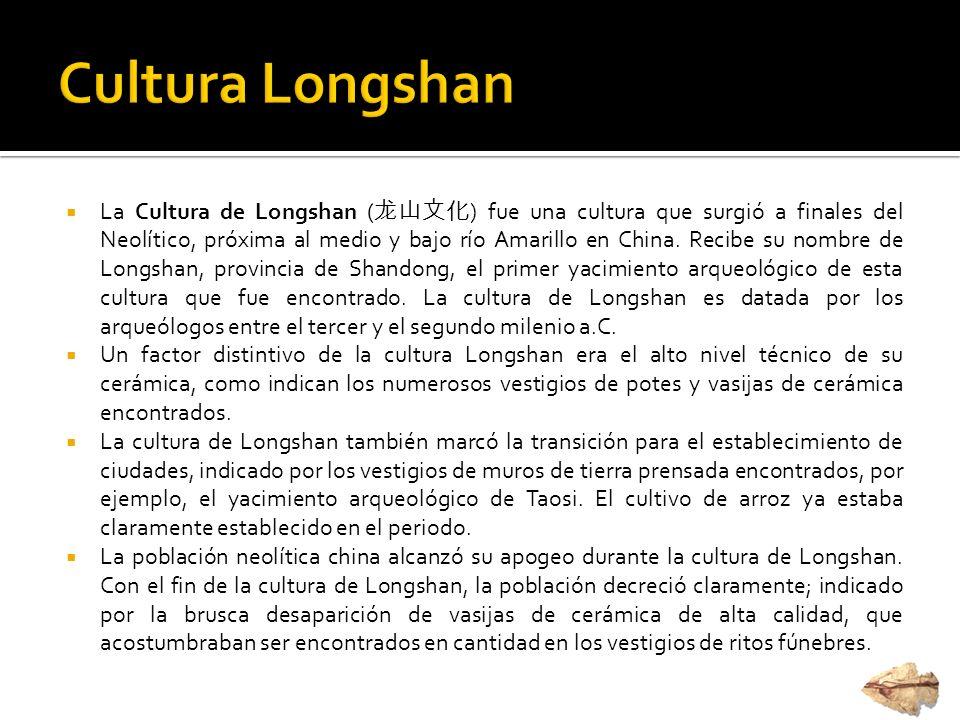 Cultura Longshan