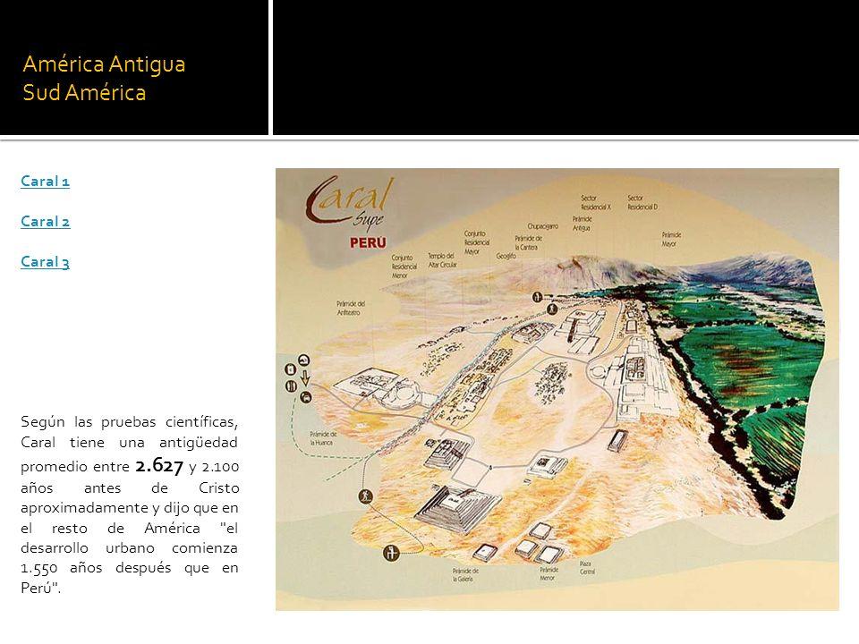 América Antigua Sud América